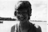 Becky Roddel at the lake