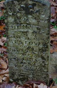 John Westover, son of Calvin Westover