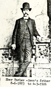 Eber Turley - Zeno Turley's father
