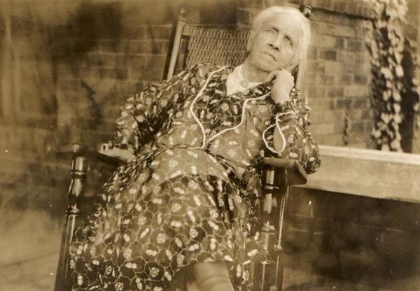 Grandma Thorpe... Cynthia Lamer