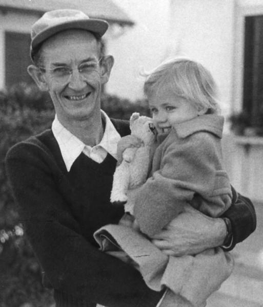Bob Freeman and Lois Robinson
