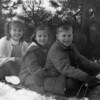 Anne, Lois, Jim on Tobogan