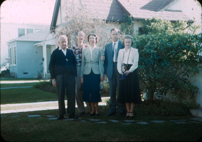 1949 Freeman Robinson LA