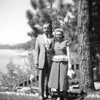1949 Herman Velma Just Married