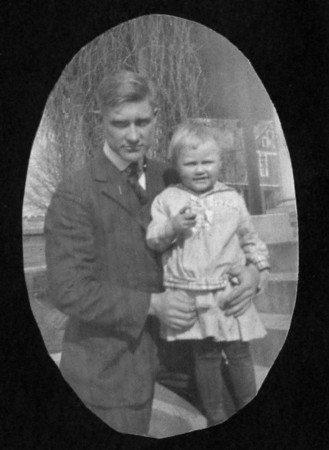 Floyd and Velma Turner, June 1920