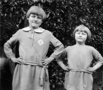 Velma and Virginia in Ireland