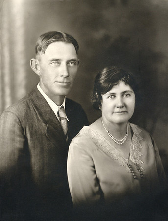 Alonzo and Stella Turner