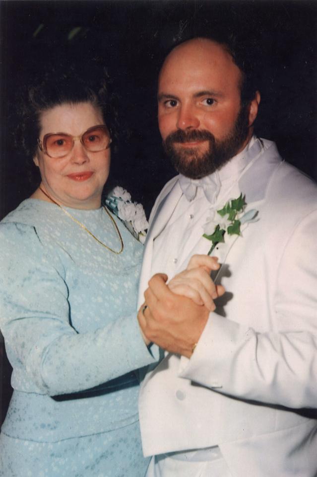 Mollie Estep and Son, Walter