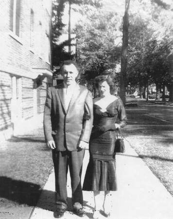 Walter and Mollie Estep