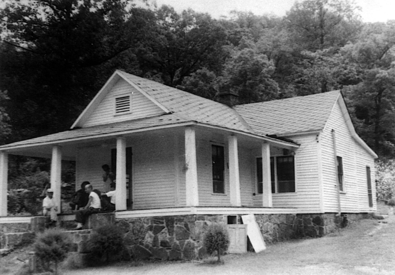 Phipps House in Pineville