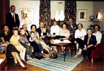 Swedish Relatives 1959