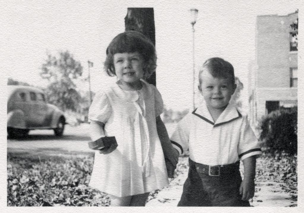 Doris and Paul Shockley
