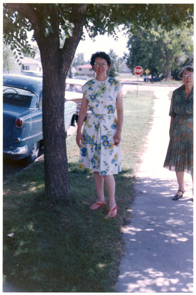 Ruth Bowers 1964