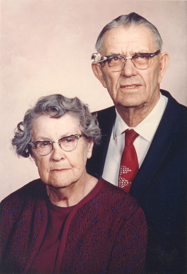 Stella and Alonzo Turner.