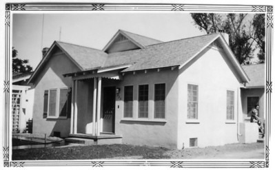 Thompson Home in Brawley