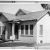 Neva Thompson at their (Neva & Roy) home in Brawley, California.