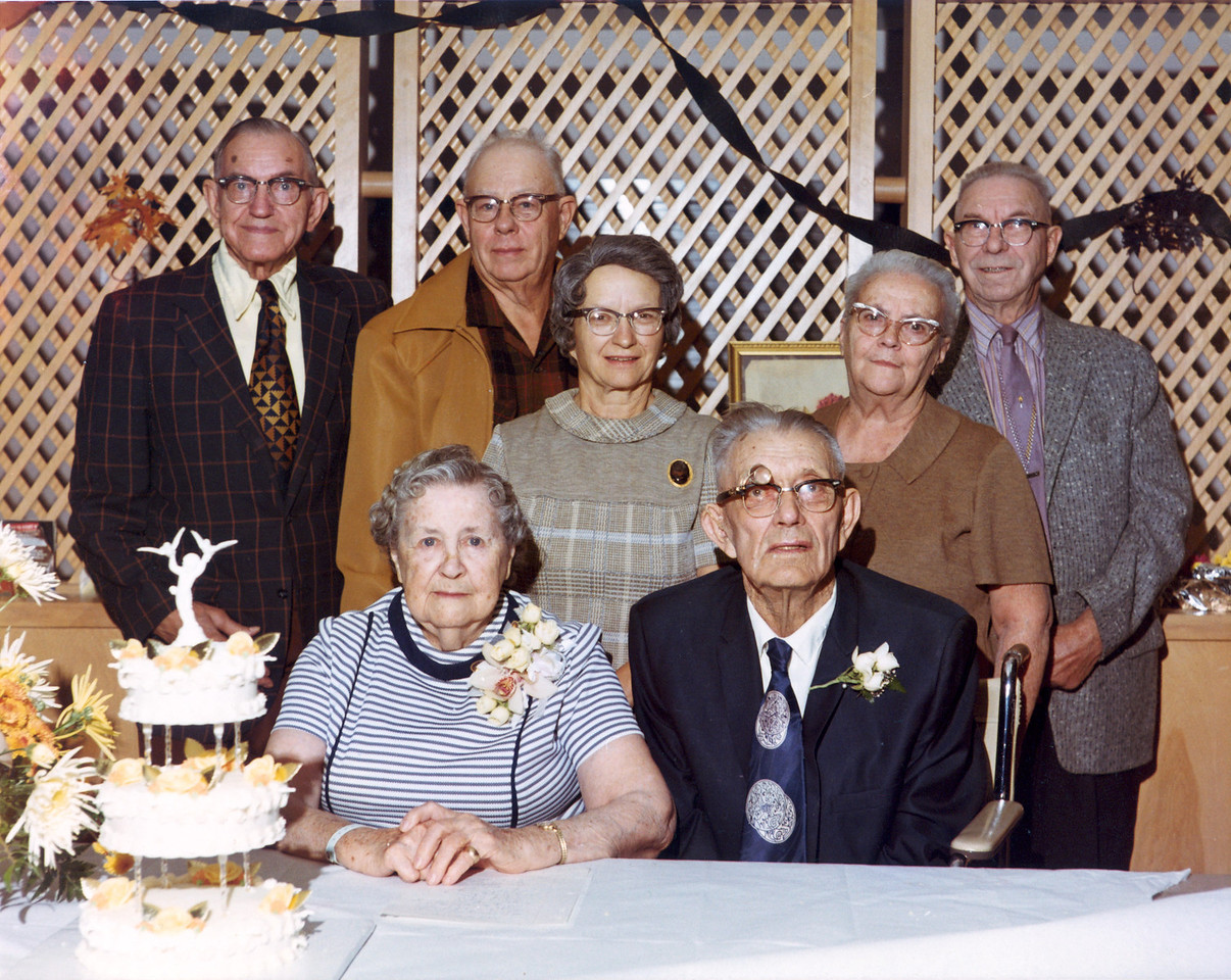 Stella and Alonzo Turner's 69th Anniversary