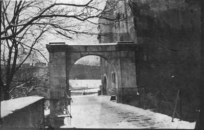 Arch and Drawbridge