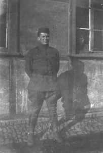 Tom - Artillery Officer