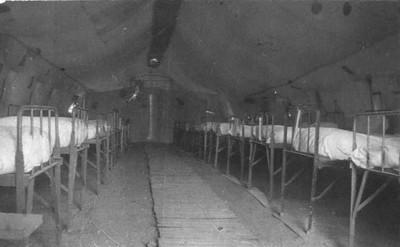 Ward B Tent