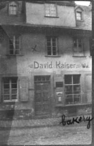 David Kaiser Bakery