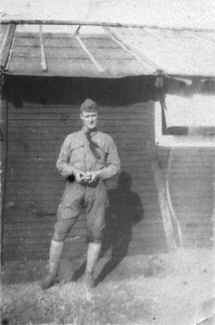 First Lt. Floyd Turner