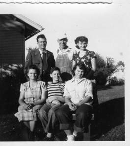 Family History- Tish side