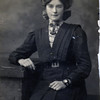 My grandmother Sarah Thompson Jones, 1910-20 I would guess.  Taken in Belfast.