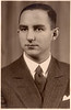 Kurt Nathan in November, 1933 -- two years before he was married.