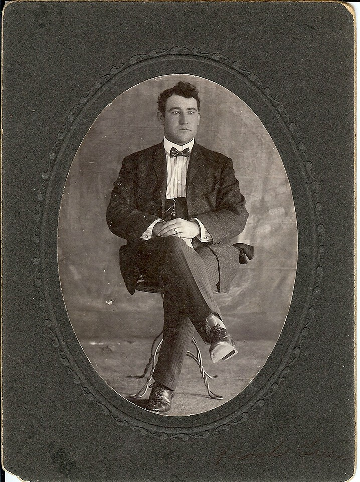 Frank Green (Loy's Father)