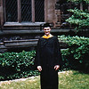 Uncle Frank Jones, Princeton graduation, 1952.