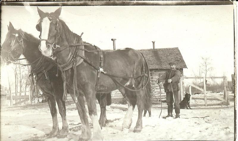 Great Grandpa Kolka in Canada