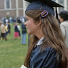 Leslie, Duke graduation, June 1981.