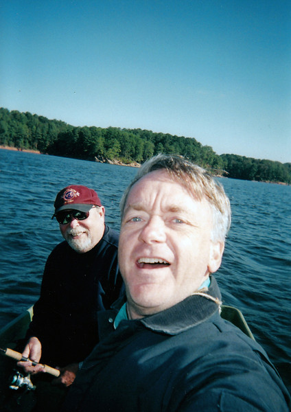 Fishing with Jack, 2006.