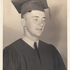 My father's high school graduation picture, Yonkers, NY, 1940.