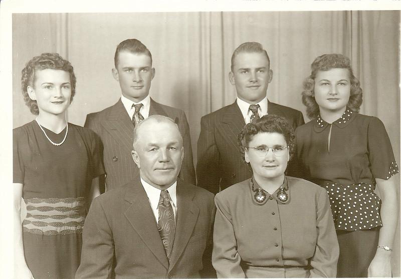 Kolka Family 1953