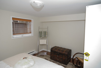 Basement southwest bedroom - northwest