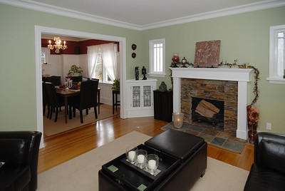 living room/Dining room - southwest