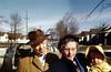 Frank, Sadie, Jane<br /> Easter 1951