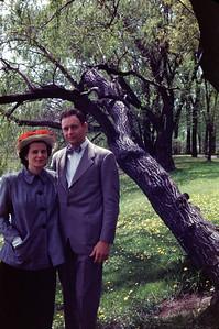 Jean & Jim - May 1949