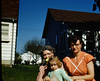 Alta, Jane & Jean<br /> May 1951