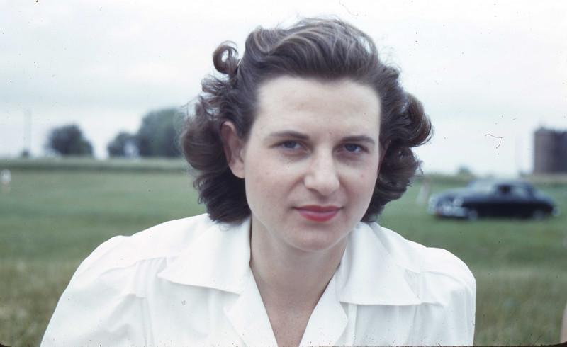 Jean - July 1948