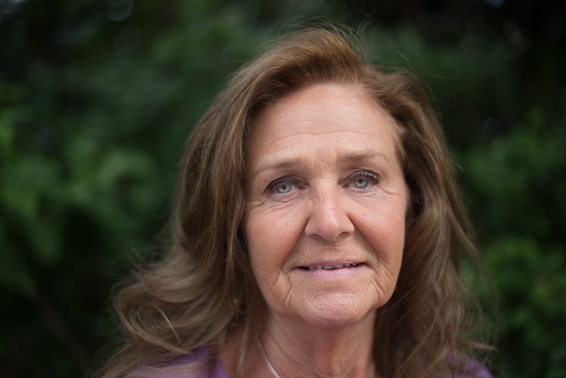 Aunt Jean on my Mom's side. Family Visit in Virginia. Digital. July 2014.