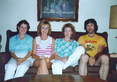 1975 to 2002 - Jackie's Family