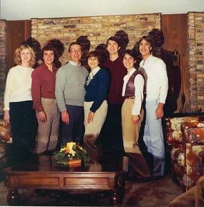 1975 to 2000 - Jay's Family