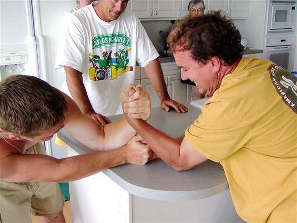 Lakehouse - Arm Wrestle