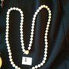 1.  28 inch strand of pearls. Retirement gift from  T Rowe Price