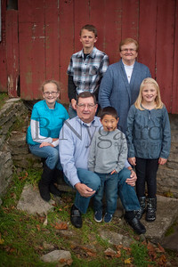 11-07-14 Jim and Marty Lemley with grandkids-4