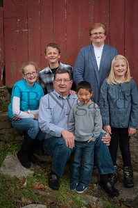 11-07-14 Jim and Marty Lemley with grandkids-1