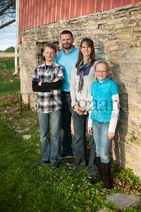 11-07-14 Steve Lemley Family-1